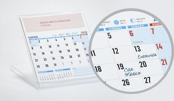 calendario modelo cd notas
