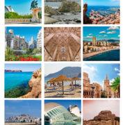 miniatura fotos interior calendario Comunidad Valenciana