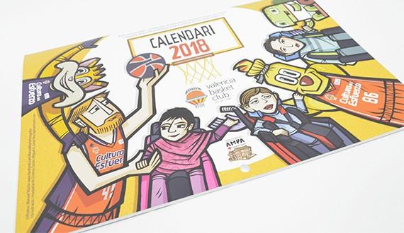 calendario solidario 2019 cruzroja