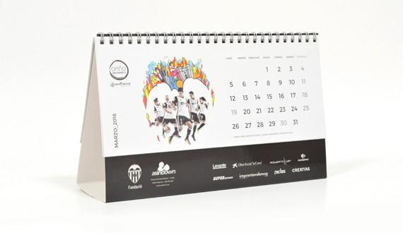 solidarios beneficos calendarios