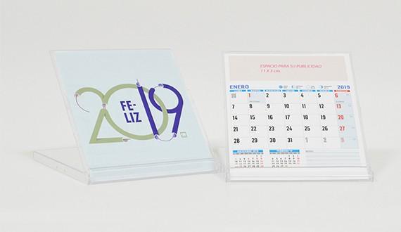 notas calendario 2019 empresa