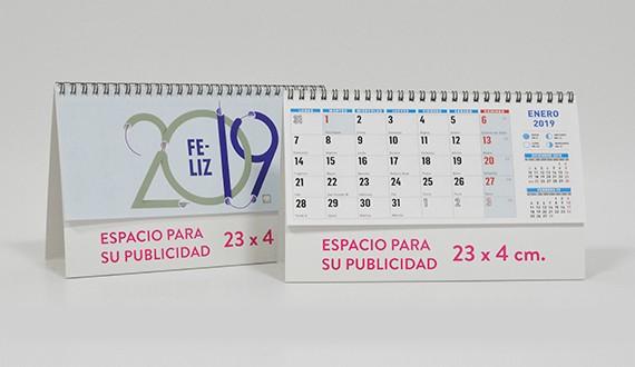 calendario sobremesa comunidades autónomas
