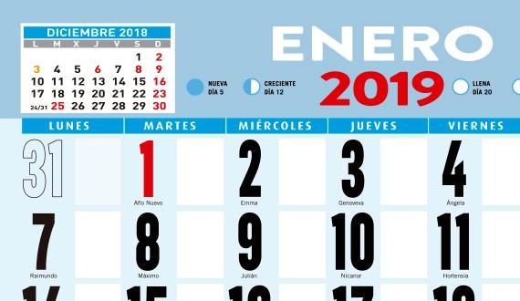 calendario de varilla 435