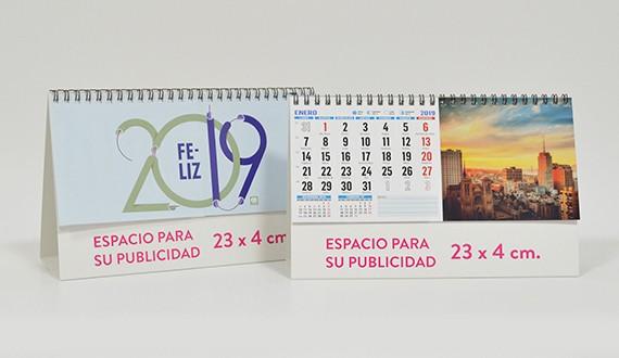 fotografías calendarios 2019