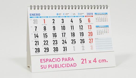 calendarios baratos calidad