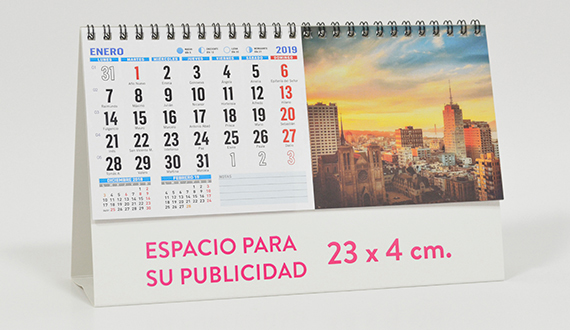 imagenes calendarios personaizados