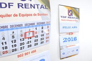 calendario de transportes