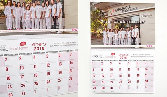 benefico calendario 2019 grapado