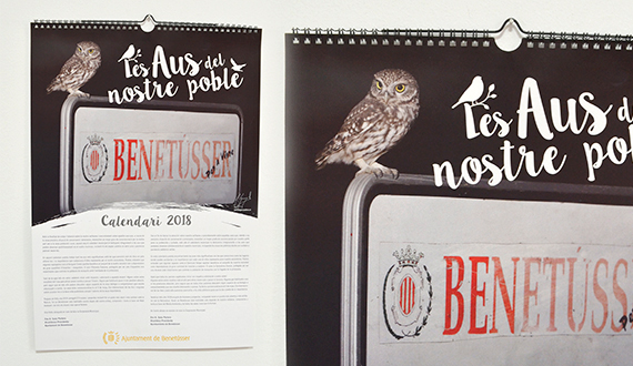 aves valencia 2019 calendarios