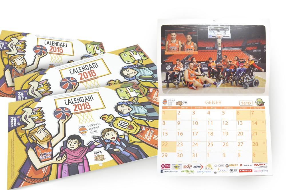 grapado calendario valencia