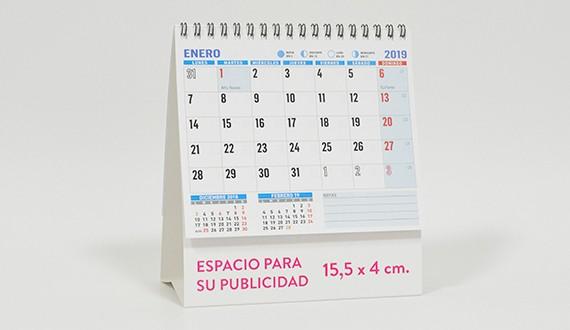 calendarios ocasion regalo empresa
