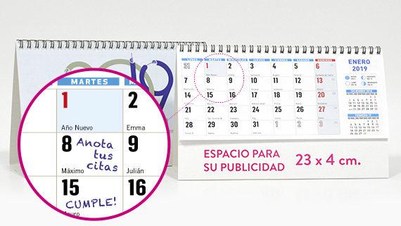 calendarios-personalizados-2019-publicitarios-almanaque