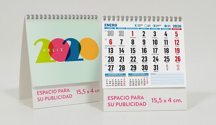 Calendario M.Calendario De Sobremesa Mas Completo Del Mercado Cpe